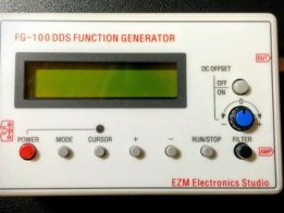 Alternate Firmware for FG-100 DDS Function Gen