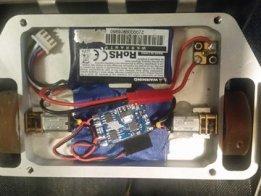 Dual RC motor driver for robotics