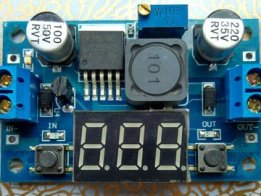 Low-Cost Programmable Power Supply