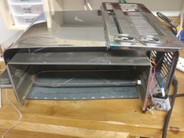 Pizza Oven to Reflow Oven Conversion