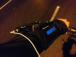 Wearable Raspberry Pi personal assistant