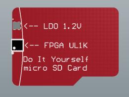DIY micro SD Card