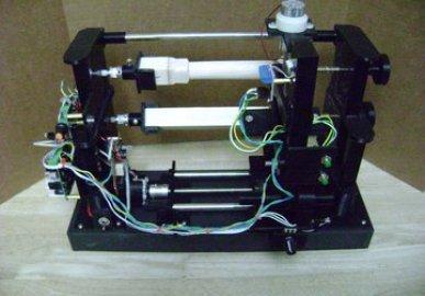 Series 1 3D printed rotary duplicating machine