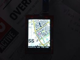 Real simple and cheap GPS navigation