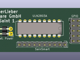 PiSaint home automation board