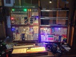 DIY Analog Modular Synthesizer
