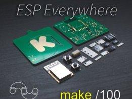 ESP Everywhere - Kickstarter Make/100 Project