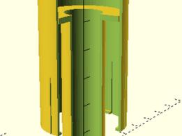 Electromagnetic linear actuator