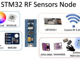 STM32 Blue pill IoT expansion boards