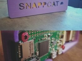SnappCat - memed pics from your cat to your phone