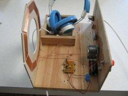 Super Simple MW/AM radio circuit