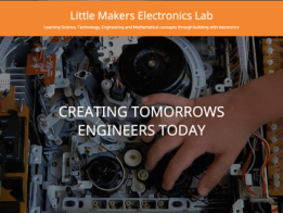 Electronics Lab for Children in South Africa