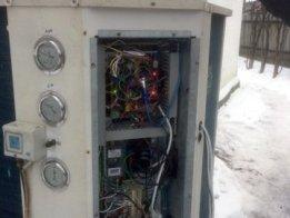 Arduino based - Air Source Heat Pump