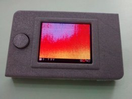Pocket thermal camera