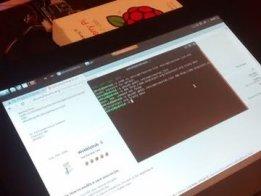 Homebrewed, Lubuntu Based Tablet