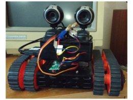 3D vision robot