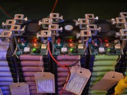 A  Lithium Ion Battery Management System