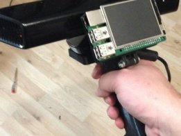Open Source Kinect stand-alone 3D Scanner