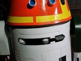 Star Wars Rebels: Chopper