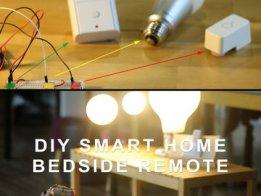 DIY Smart Home bedside remote