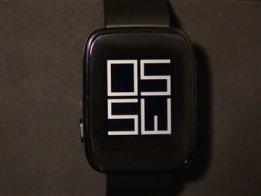 Open source sport watch