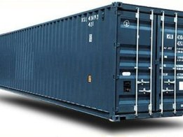 Light Fold-able Ocean Freight Container