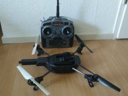 AR Drone 2.0 DSM2-Wifi bridge