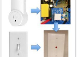 RF Outlet to Light Switch Hack 2.0