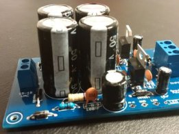Muffsy Hifi Dual Power Supply