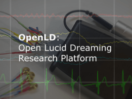 OpenLD: Lucid Dreaming Research Platform
