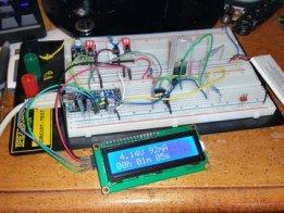 Smart Battery Tester