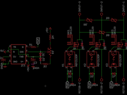 Low cost 3 - Phase electronic AC Variac