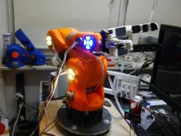 3D Printable Robot Arm