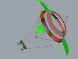 Daisy Kite Airborne Wind Turbine