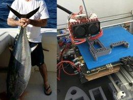 Drone Fishing Rig