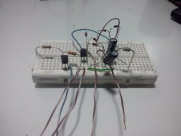 A JDM Mod Serial PIC programmer with VCC control