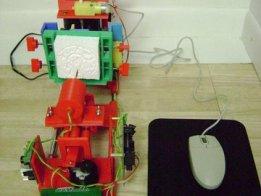 Series 1 3D printed Relief cutting machine