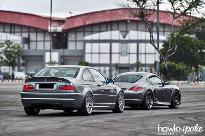 M Owners Club Indonesia (MOCI) Driving Skills Day ...