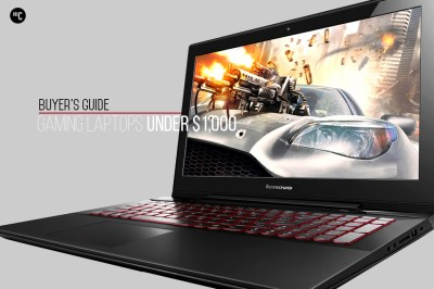 Cheap Thrills: The 7 Best Gaming Laptops Under $1,000 | HiConsumption