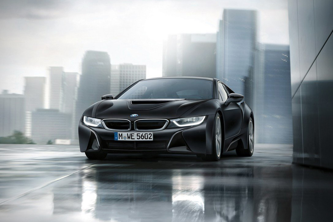 While There Is No Official Word On Pricing At The Moment, One Can Safely  Assume That This Limited Edition Car Will Go For North Of Usual I8 Asking Price ...