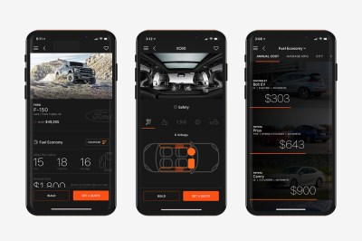 Spin Car Buying App   HiConsumption