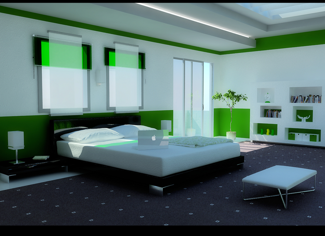 A Green   Home Designing