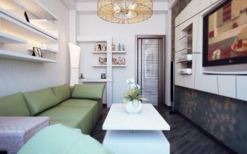 Medium Of Very Small Living Room Design