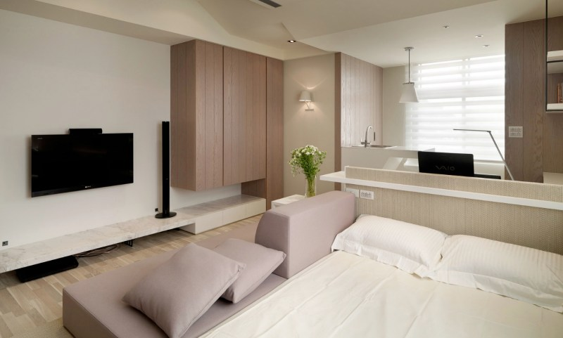 Large Of Small Studio Apartment Setup Ideas