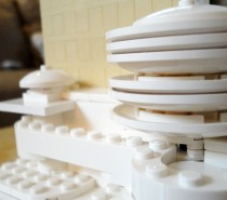 Iconic Buildings From LEGO:The Guggenheim, Falling Water, Big Ben, Opera House, plenty of options here for the architecture enthusiast.