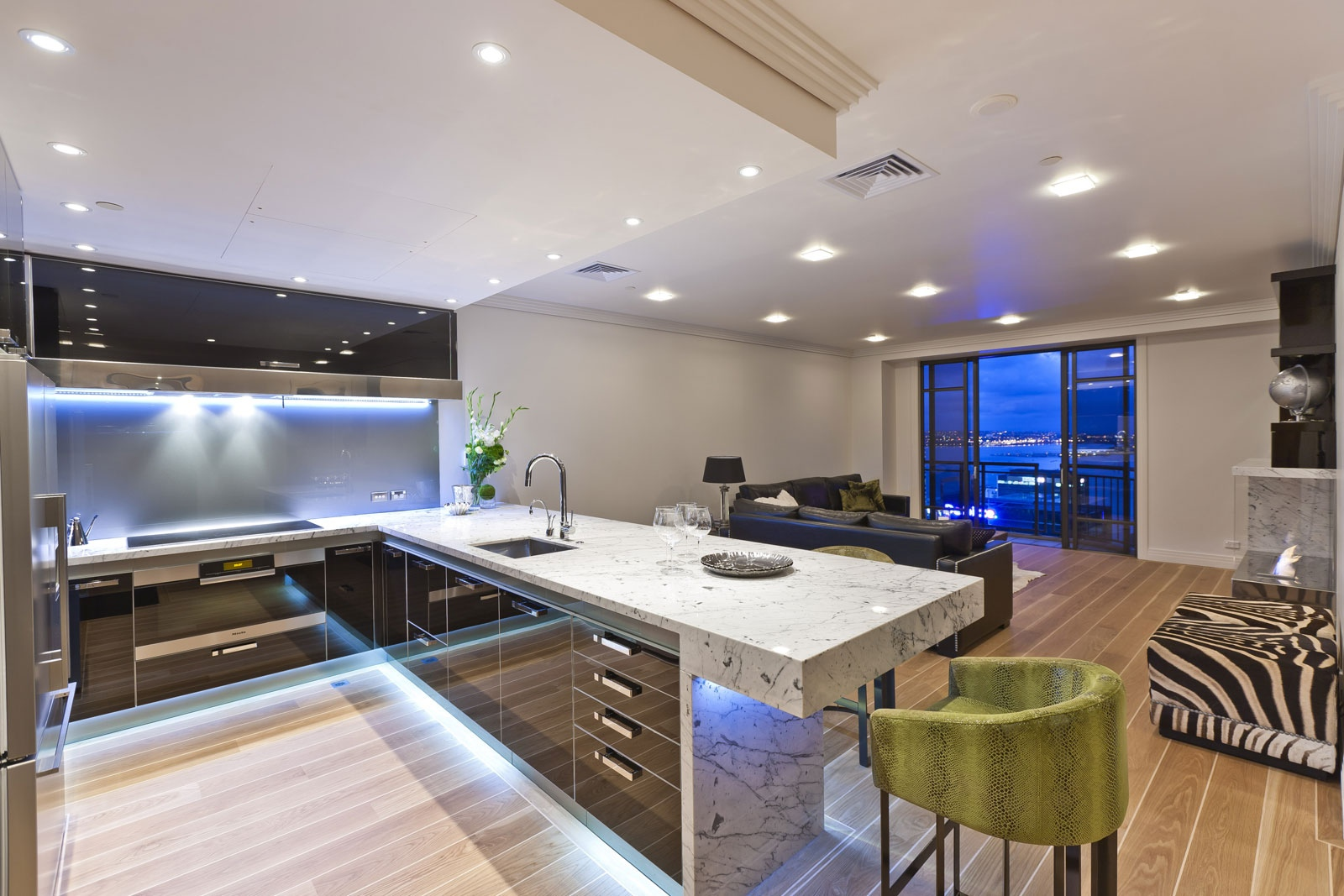 17 light filled modern kitchens by mal corboy modern kitchen lighting