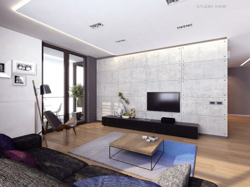 Medium Of Interior Design Apartment Living Room