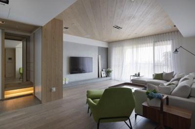 Minimalist lounge | Interior Design Ideas.