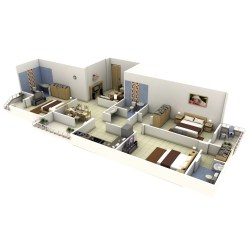 Small Crop Of Apartment Design Plan