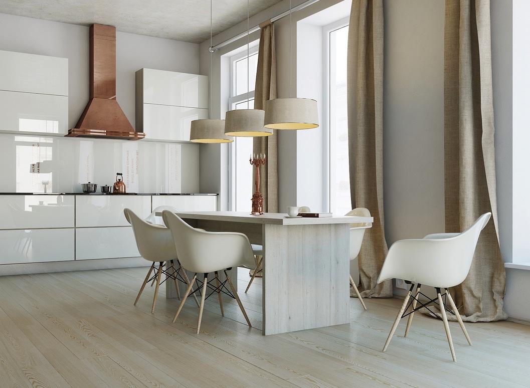 20 sharp masculine kitchens perfect for men wood floor kitchen